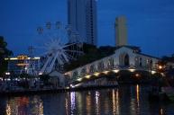 Melaka by night